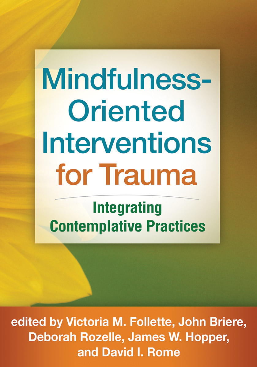 New chapters on FOT and trauma